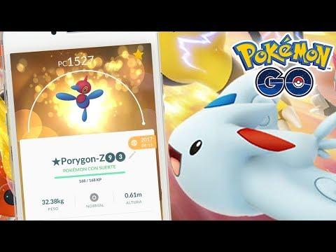 EVOLUCIONO A PORYGON-Z Y TOGEKISS + BATALLAS PVP!!   962   POKEMON GO thumbnail