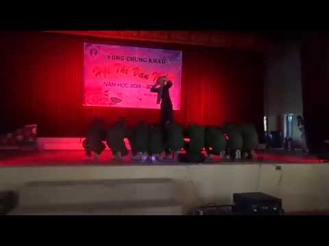 hoạt cảnh huyền thoại mẹ lớp 11/10 thpt Nguyễn Duy Hiệu