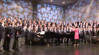 BYU Mens Chorus Disney Medley