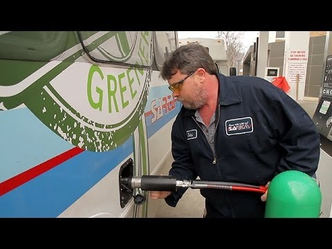 Clean Fuels Ohio Helps Stark County Convert to CNG
