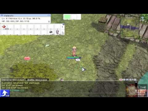 Ragnarok Online Renewal Tutorial Video Guide