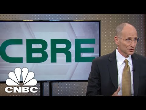 CBRE Group CEO: Real Estate Expansion | Mad Money | CNBC