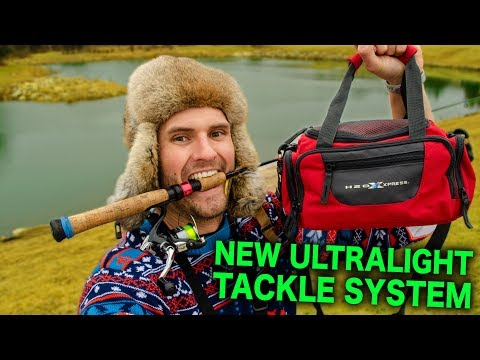 Rigging Up The Ultimate Ultralight Tackle Box