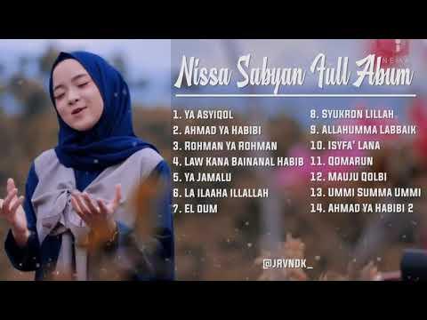 Lagu Ramadhan Nissa Sabyan Full Album 2019 1 Jam | Ya Asyiqol  Part 2