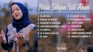 Lagu Ramadhan Nissa Sabyan Full Album 2019 1 jam Ya asyiqol Part 2