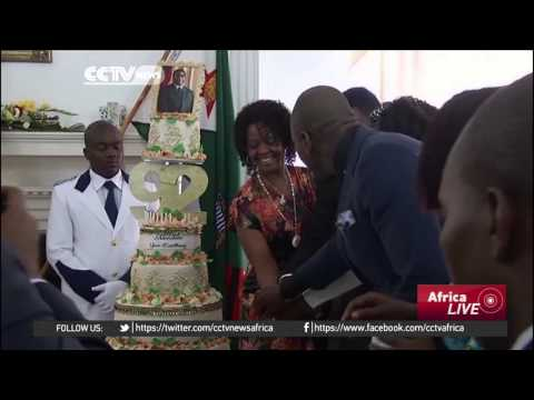 President Robert Mugabe marks 92nd birthday