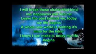 Repeat youtube video Today My Life Begins - Bruno Mars (Lyrics)