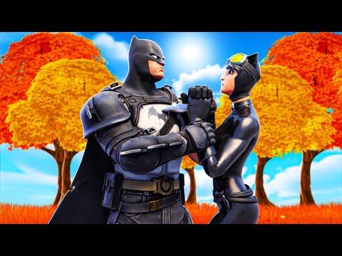 SIE LÖSEN DAS GEHEIMNIS DER INSEL? 🦇   Fortnite Batman Zero Point Story Deutsch