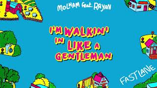 @Molham مُلهَم feat. Rayan - Fast Lane (Official Lyric Video) | مُلهَم - فاست لين