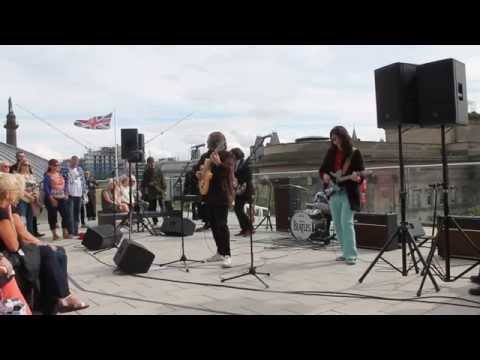 Them Beatles - Dig A Pony - Liverpool Central Library (Rooftop) 29/08/2015