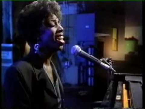 Oleta Adams - Get Here (c/w Courtney Pine sax solo)