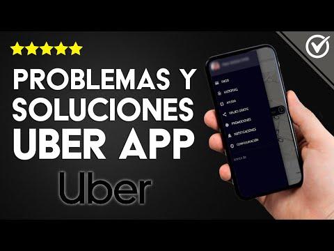 ¿Por Qué no Puedo Usar Uber en mi Teléfono? Cómo Solucionar los Errores más Comunes en la Aplicación