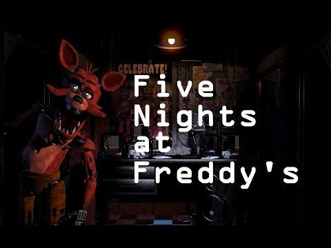 ¡No corras tan rápido Foxy! - Five Nights at Freddy's | Noche 4