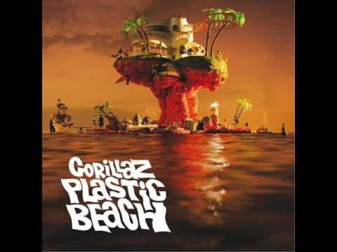 Gorillaz  #06- Superfast Jellyfish (feat. Gruff Rhys and De La Soul)