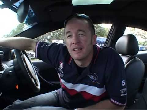 Burn-outs and interview with Greg Murphy