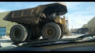 400 ton dump truck