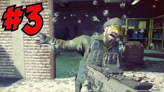 "BLACK OPS 3 ZOMBIE NIGHTMARES!!! [3] ★ ""Mission 2: New World Part 1"" Let"