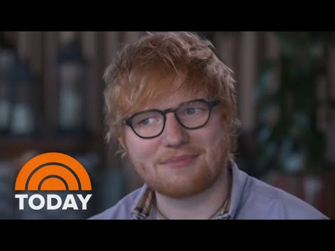 See Ed Sheeran Up Close In New 'Songwriter' Documentary | TODAY