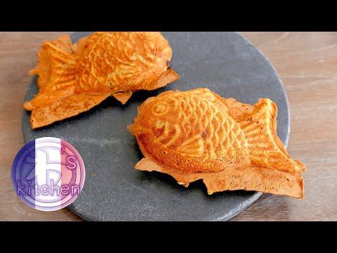 taiyaki-gâteau-poisson-|-recette-japonaise-|-wa's-kitchen