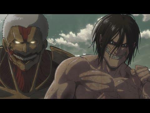 Attack On Titan Season 2 「AMV/ASMV」 – Eren Vs Armoured Titan [ HD ]