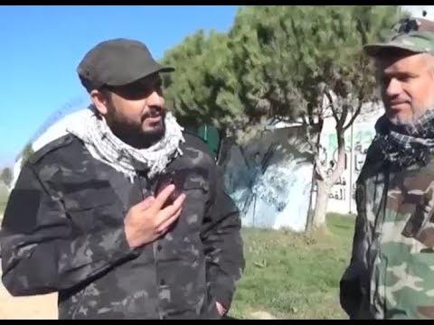 في مشهد سينمائي -للممانعة-..قيس الخزعلي على الحدود اللبنانية للوقوف مع -فلسطين-  - نشر قبل 22 ساعة