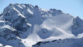 Mont Fort, Verbier - Steep moguls