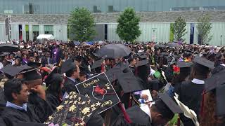 The City College of New York 2018 Commencement Ceremony