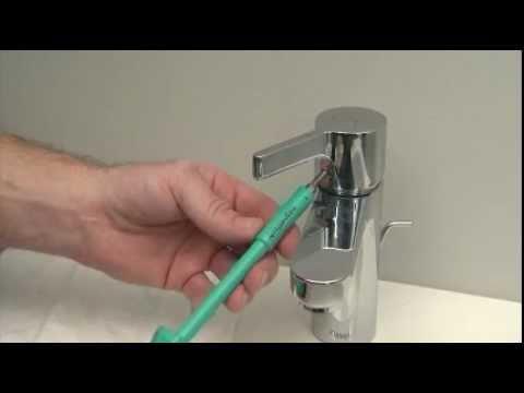 Hansgrohe Technik Einstellen Der Warmwasserbegrenzung Bei