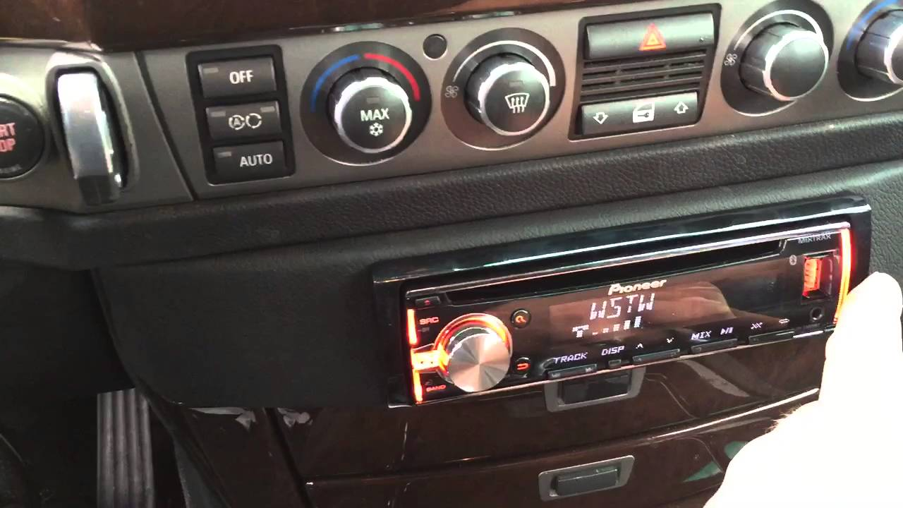 hight resolution of bmw 750 custom stereo 745 stereo
