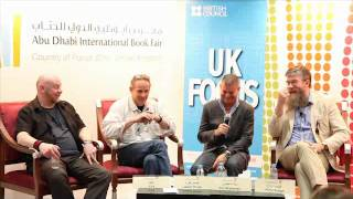 Imagination Running Wild with Philip Ardagh, Jasper Fforde and ILYA, 30th March 2012