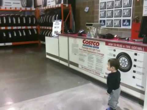 Tire Shop Costco Tire Shop