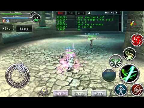 Avabel Online PvP: Geo Dancer Vs. Stinger #12
