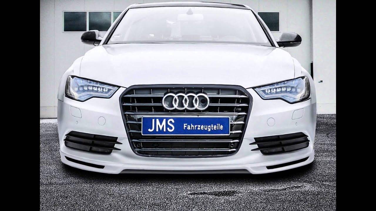 Jms Audi A6 4g Tuning Styling Bodykit Wheels Youtube