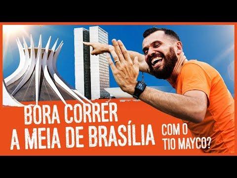 Bóra correr a meia de Brasília com o Tio Mayco?