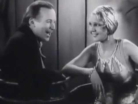 "Scene from ""Just Imagine"" 1930  with El Brendel"