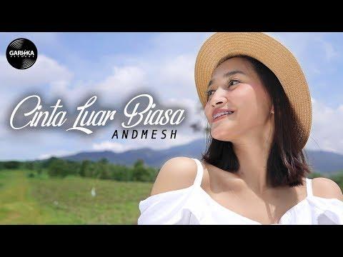 ANDMESH - CINTA LUAR BIASA (Cover By Gita Trilia)