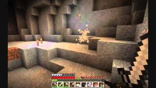 I Play; You Watch -- Minecraft -- Episode 016 -- Start of the First Ca-aand I'm DEAD!