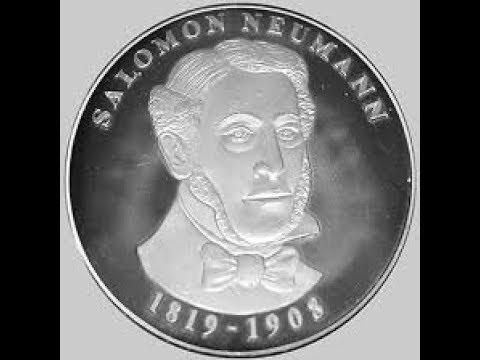 Dr. Gerhard Trabert erhaelt die Salomon Neumann Medaille