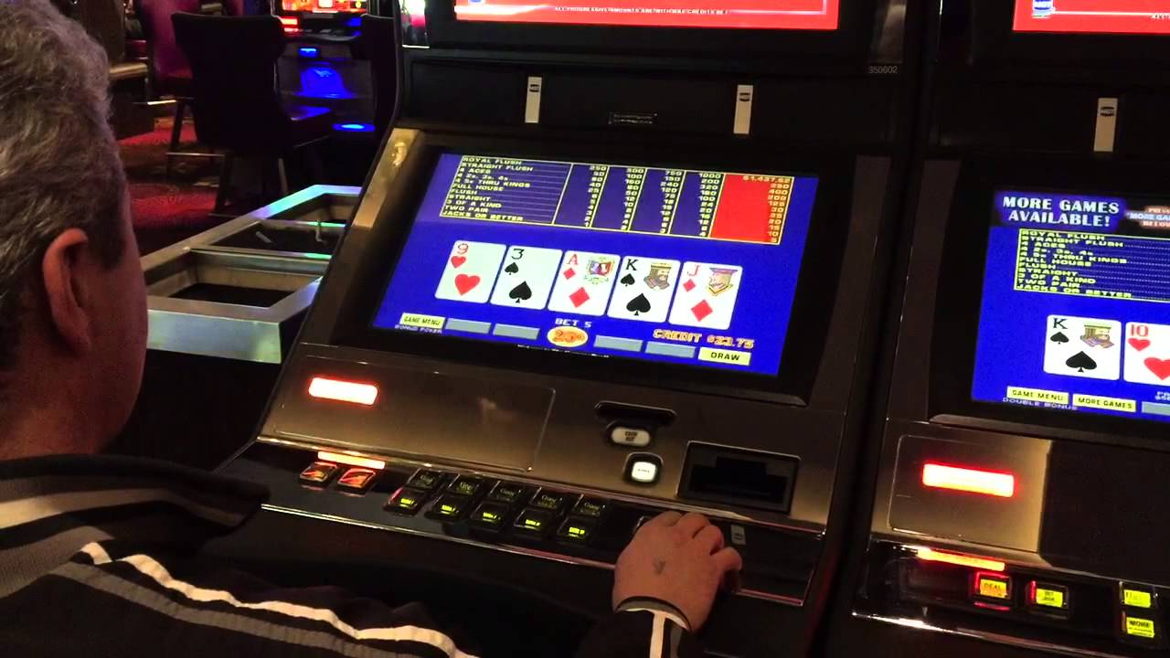 Gambling poker video nunta la casino