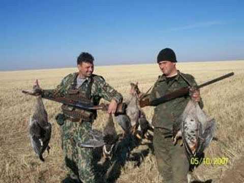 Открытие охоты осень 2013