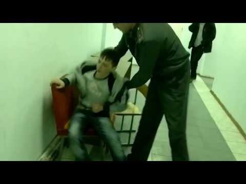 14-ти летний мальчик в отделении полиции РСЯ п Жатай (HD)