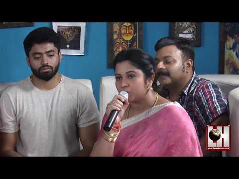 Actress Vijayalakshmi Speech Nandini Serial 100th Day Celebration   SunTv   Liveonheaven
