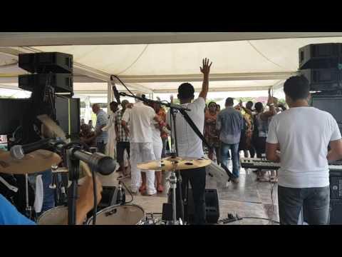 Dynasti'z - Live au Moule GUADELOUPE 08/05/17