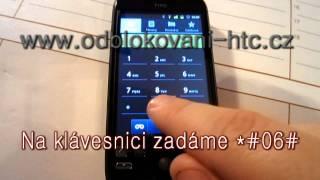 www.odblokovani-htc.cz - jak zjistím IMEI telefonu