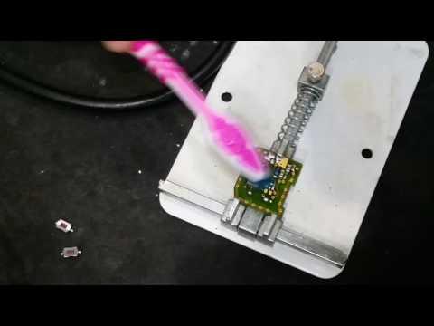 Ремонт ключа зажигания на Nissan Almera Ниссан Альмера