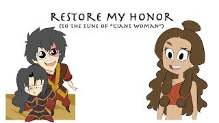 Restore My Honor (Giant Woman Parody SU) [Neodusk]
