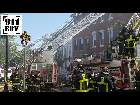 On Scene | Boston, MA Six Alarm Fire in Charlestown [Photos and Audio]