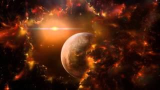 завораживающая космическая музыка...и вселенная