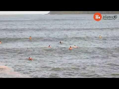 Surf no Molhe Itajaí.