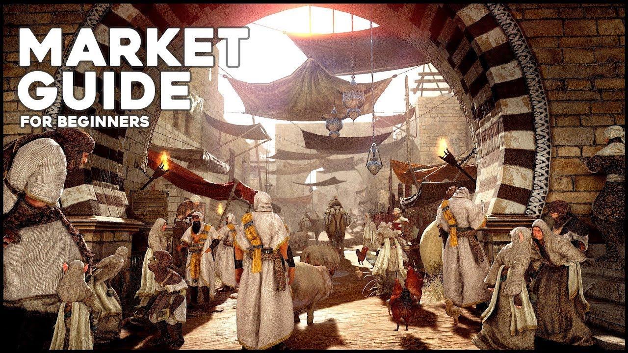 Black Desert Online ► Updated Marketplace Guide for Beginners (2017)